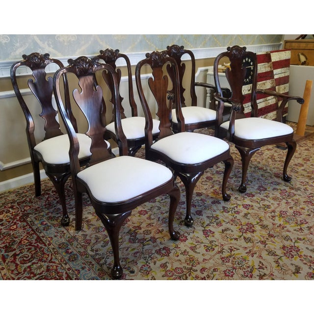 Set 6 Solid Mahogany Quot Classics Quot Stickley Furniture Queen