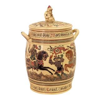 Detailed Oriental Ceramic Vase