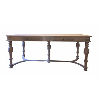 Weathered Dining Table