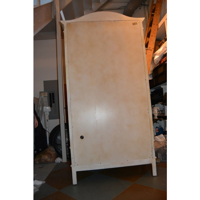 French Heritage Wooden Laon Armoire - Image 5 of 11