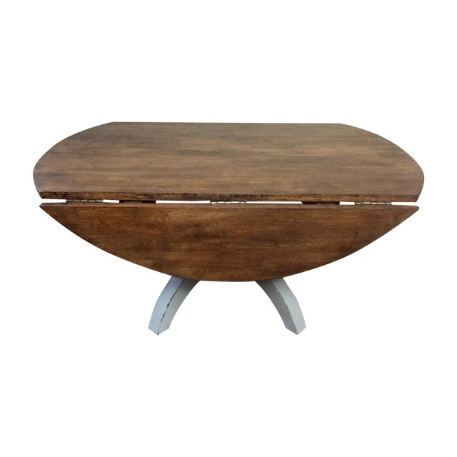 Drop Leaf Coffee Table Chairish