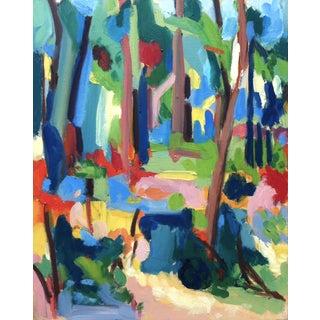 Yado IV - Oil Painting by Heidi Lanino