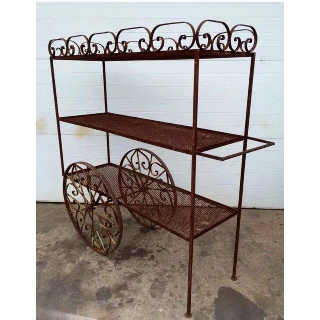 Image of Mid-Century Maurizio Tempestini Cart