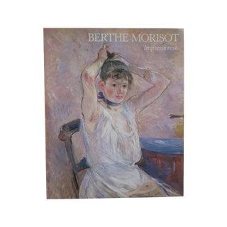 """Berthe Morisot """"Impressionist"""" Vintage Book"""