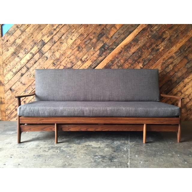 Mid Century Transforming Sofa Bed - Image 2 of 6