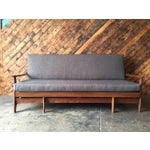 Image of Mid Century Transforming Sofa Bed