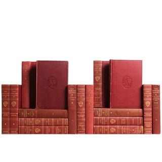 Rosewood Harvard Classics - Set of 17