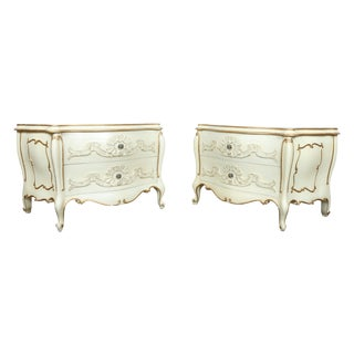 French Chest of Drawers - Pair