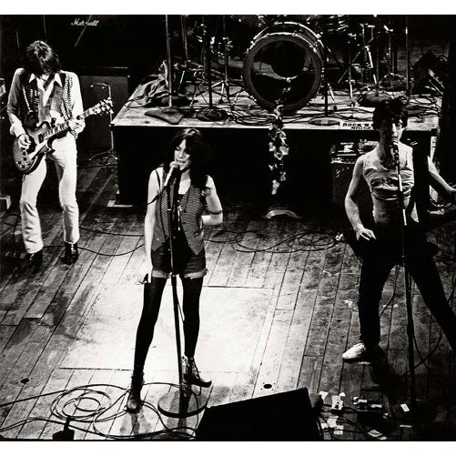 Image of 1977 Patti Smith Photograph New York, Signed