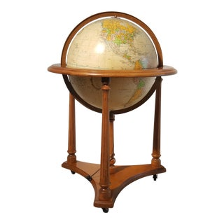 Replogle Vintage Illuminated Heirloom Globe