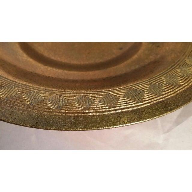 "Image of Tiffany Studios Vintage Gilt Dore' 9"" Bowl"