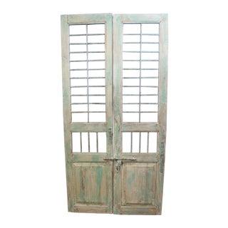 Antique Reclaimed Salvage Door