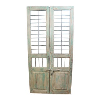 Antique Reclaimed Salvage Door