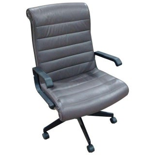 Knoll Sapper High Back Taupe Office Chair