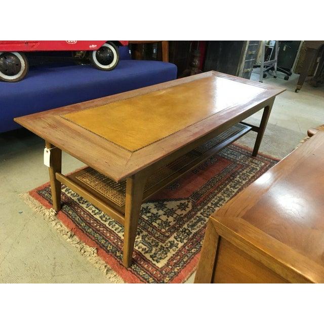 Mid-Century Wood Coffee Table - Image 2 of 4