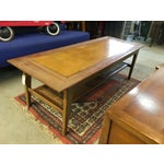 Image of Mid-Century Wood Coffee Table