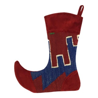 Kilim Christmas Stocking | Jena