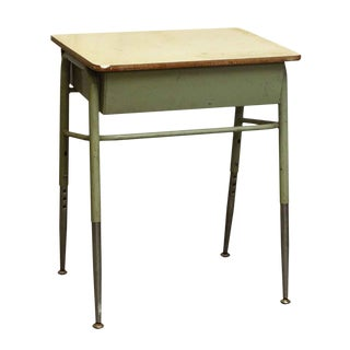 Mid-Century High School Desk
