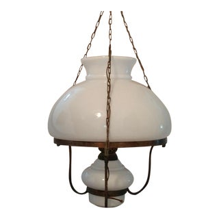 French Antique Pendant Light