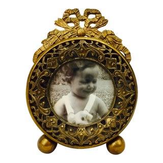 Vintage Victorian Baby Frame