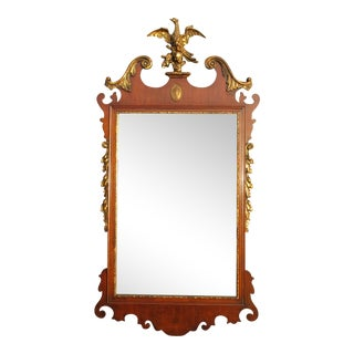 Vintage Federal Style Wall Mirror