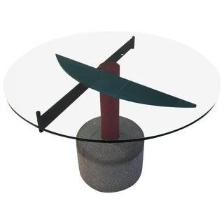 Memphis Style Italian Table