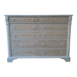 Pennsylvania House 10-Drawer Dresser