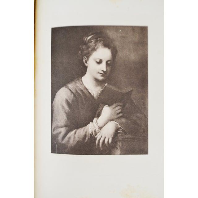 """1896 Antique """"Da Correggio Antonio Allegri Da Correggio His Life, His Friends, And His Time"""" Book - Image 10 of 10"""
