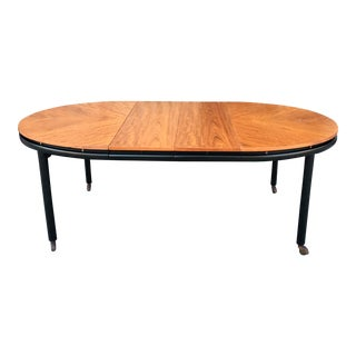 Drexel Hollywood Regency Dining Table