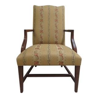 Ethan Allen Newport Fireside Lounge Arm Chair