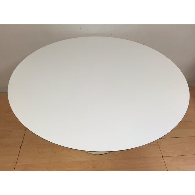 Image of Saarinen for Knoll Vintage Tulip Dining Table