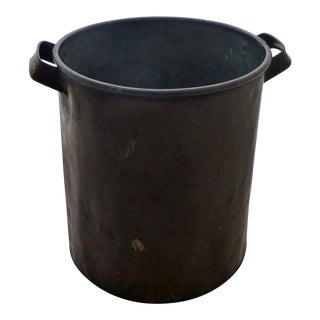 Antique 19th Century Copper Stock Pot