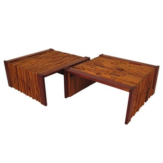 Percival Lafer Tables - A Pair