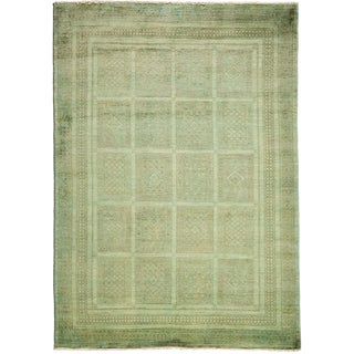 "Vibrance, Hand Knotted Area Rug - 5' 6"" x 7' 8"""