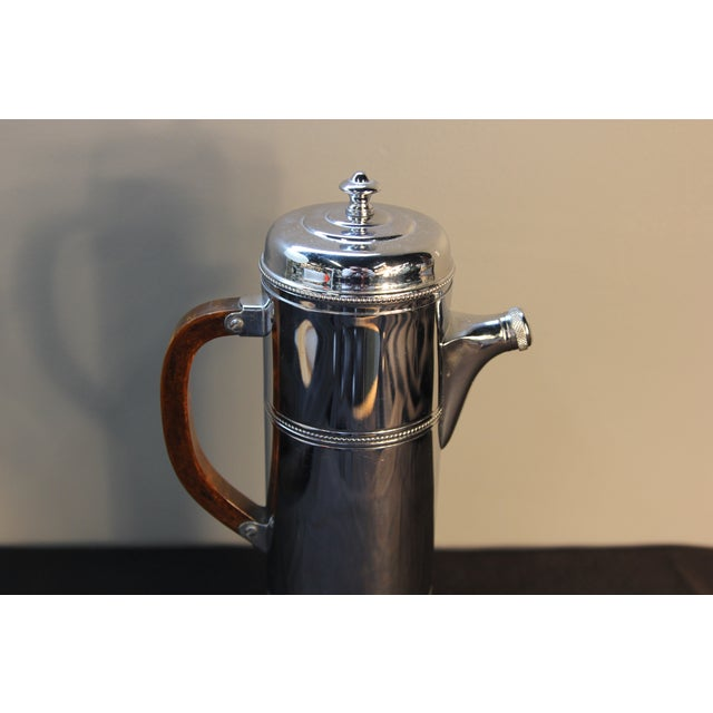 Martini Shaker With Bakelite Handle - Image 4 of 8