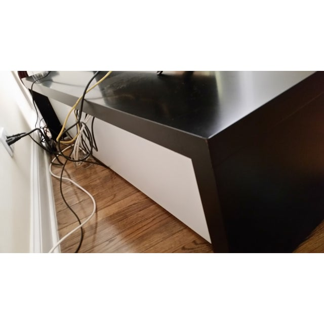 Image of BoConcept Dark Brown Media Stand