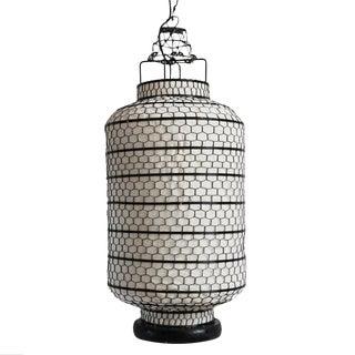 Cylinder Heibe Lantern Medium