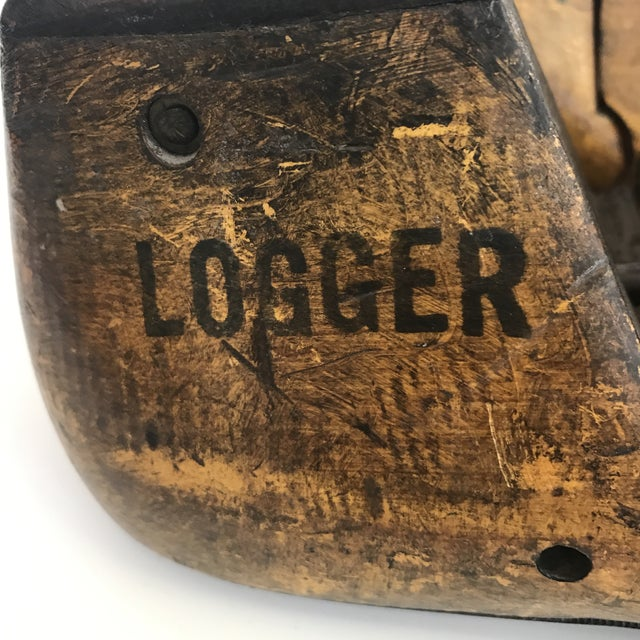 Logger Boot Molds - A Pair - Image 4 of 5