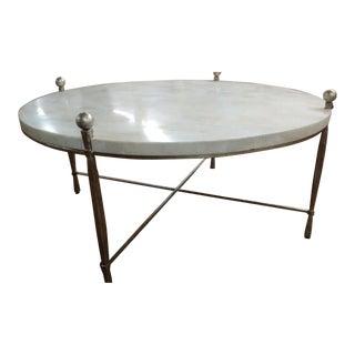 Bernhardt Clarion Cocktail Table
