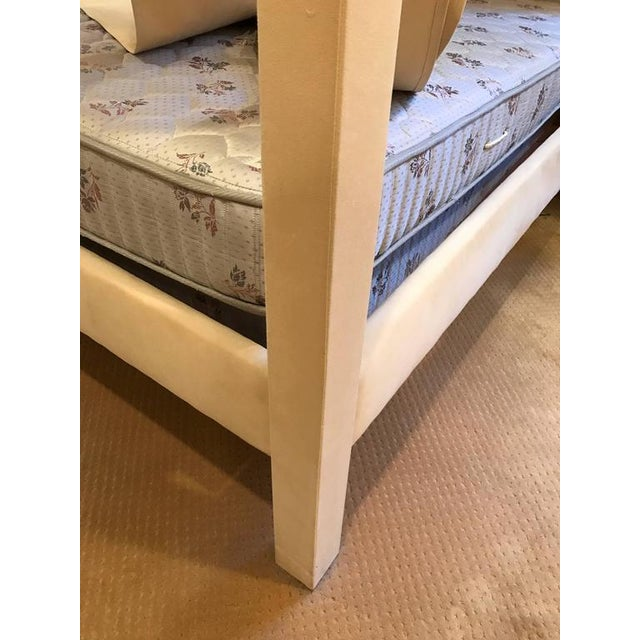Incomparable Michael Taylor Canopy Bed - Image 6 of 9