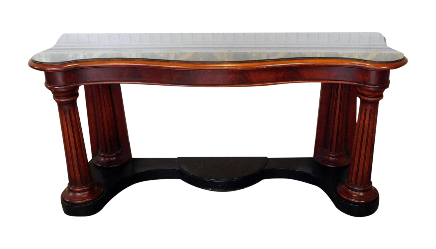 Ralph Lauren Home Collection Mahogany Console