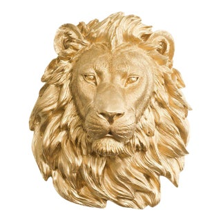 Wall Charmers Lion in Gold