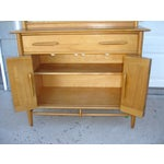 Image of Cushman Contemporary Hutch /Sideboard