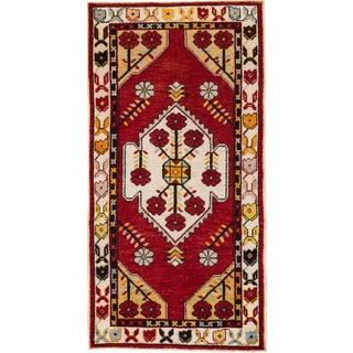 "Apadana - Vintage Anatolian Rug, 2'8"" x 5'2"""