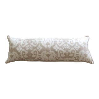 Quadrille Long Lumbar Pillow