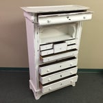 Image of White Shabby Chic Dresser