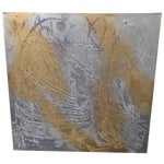 """Image of """"All That Glitter Is Gold"""" Painting by Megan Lisak"""