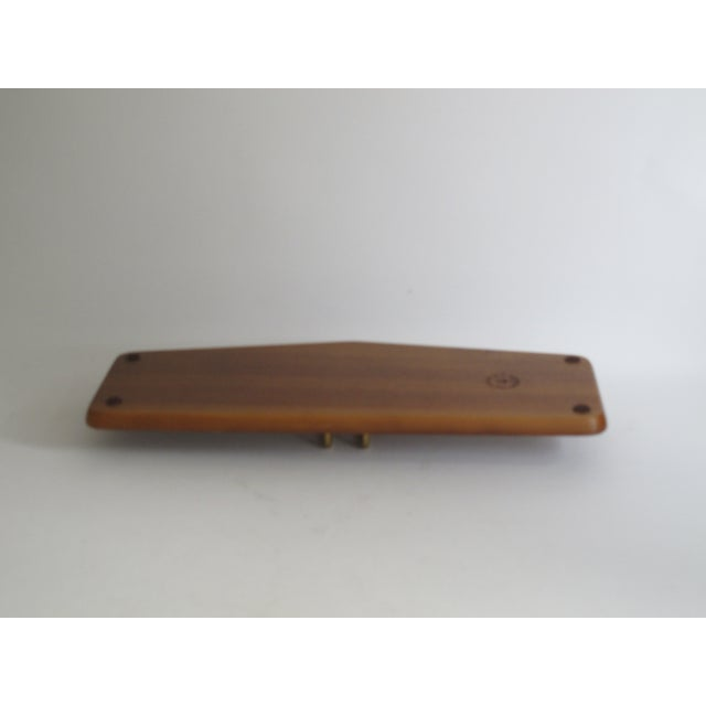 Handcrafted Mission Desk Tray - Image 6 of 7