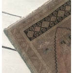 "Image of Turkish Oushak Silk and Wool Rug - 1'8"" X 3'5"""