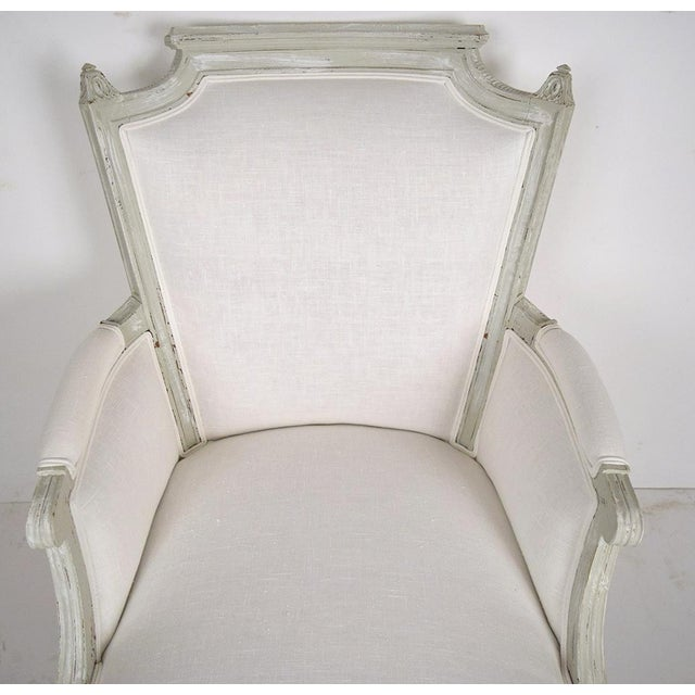 French carved antique louis xvi chaise lounge chairish for Antique chaise lounge prices